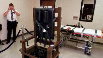 Un reo va a ser ejecutado en una silla eléctrica de 2007, pero su creador alerta de que puede fallar