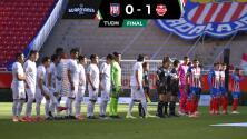 ¡'Asalto' en Guadalajara! Mineros de Zacatecas venció 0-1 a Tapatío