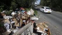 Mano dura contra basureros ilegales: en San José proponen multas de hasta $10,000