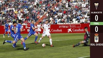 Con Real Oviedo, Oswaldo Alanís frenó al ataque más letal de La Liga 123