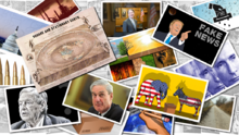 Compendio de desinformación 2018 en Estados Unidos