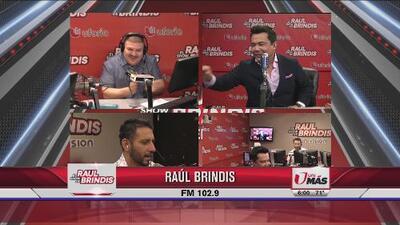 ¡El show de Raul Brindis ya está en vivo por Unimás!