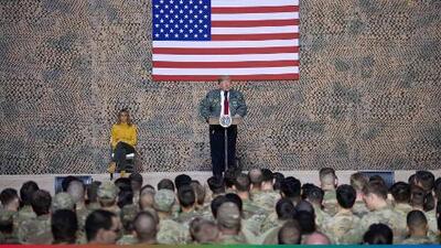 Vidente asegura que Trump no se rendirá hasta conseguir el muro, por lo que otro cierre de gobierno es muy posible