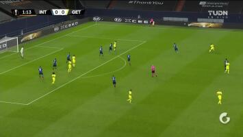 Highlights: Getafe CF at Inter on August 5, 2020