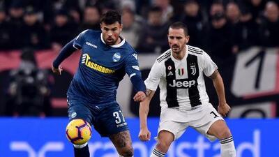 Para Bonucci, la fortaleza de la Juventus está en su precisión