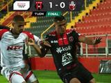 Real Estelí da la sorpresa y elimina al Herediano en la Concacaf League
