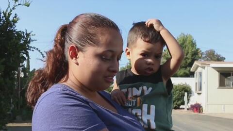 Una madre pide clemencia para no ser deportada y separada de su hijo enfermo