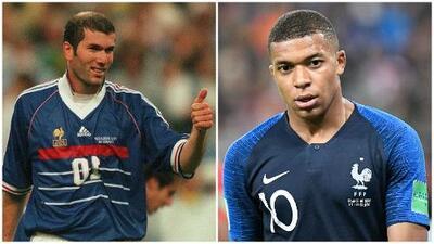 Francia 1998 vs. Francia 2018: ¿cuál selección es mejor?