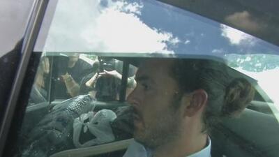 El actor mexicano Pablo Lyle regresa este miércoles a una corte de Miami-Dade