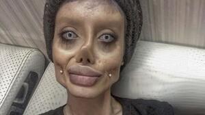 Condenan a 10 años de prisión a la instagramer iraní conocida como la 'Angelina Jolie zombie'