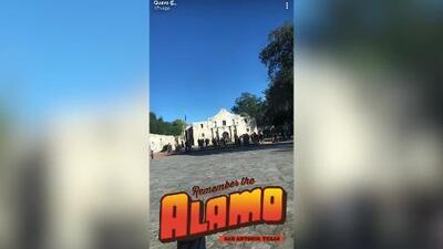Quavo Snapchats Love For San Antonio, TX