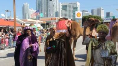 No te pierdas la Parada de los Reyes Magos