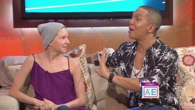 Bryan Villarini cumple el sueño de una joven con cáncer