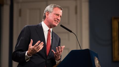 Políticos demócratas de Nueva York piden poner freno a la reforma tributaria de Donald Trump