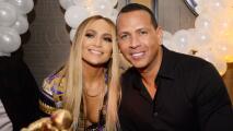 Negaron que están separados: ¿qué está pasando entre Jennifer López y Alex Rodríguez?