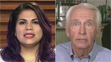 Los discursos de Astrid Silva y Steve Beshear chocaron con el de Donald Trump ante el Congreso