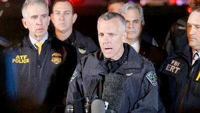 El sospechoso de las explosiones de Austin dejó una grabación de 25 minutos con detalles de las bombas, pero sin explicar sus motivos