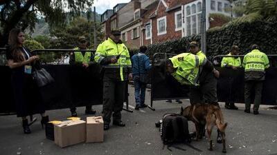 Con fuerte dispositivo de seguridad, Bogotá espera la llegada del papa Francisco