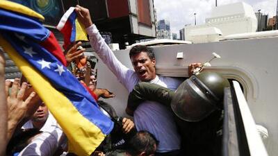 Leopoldo López y su compromiso con Venezuela: así transcurrieron sus más de 3 años en prisión