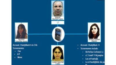 Hizo $80 millones vendiéndole celulares con tecnología encriptada al cartel de Sinaloa y tendrá que pagarlos