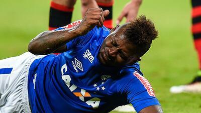 Cruzeiro demandaría a Duvier Riascos por ofender al equipo
