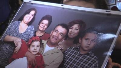 """""""Anoche estuve pensando que iba a llegar… y ya no llegó"""", una mujer llora la muerte de su esposo en un accidente de auto en Arizona"""