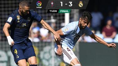 ¡Seis goles en cuatro juegos! Doblete de Benzema da triunfo al Madrid