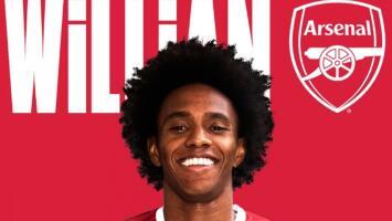 Gran refuerzo: Willian deja al Chelsea para unirse al Arsenal