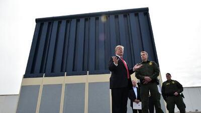 ¿Hay de verdad una crisis en la frontera? Informes del gobierno contradicen la necesidad de un muro