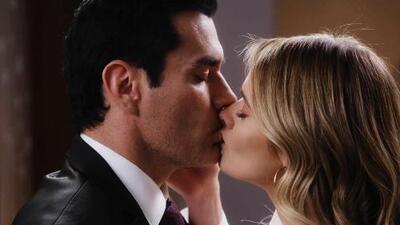 Sofía y Ricardo se besaron por primera vez
