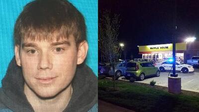 Un hombre desnudo mata cuatro personas en un restaurante en Nashville y escapa caminando