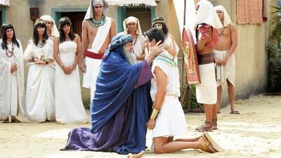 Los 5 momentos estelares del gran final de 'José de Egipto', la exitosa serie de Univision