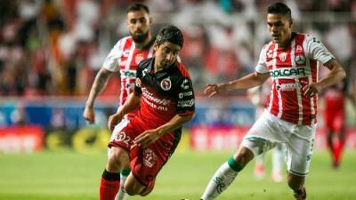 Cómo ver Tijuana vs. Necaxa en vivo, por la Liga MX