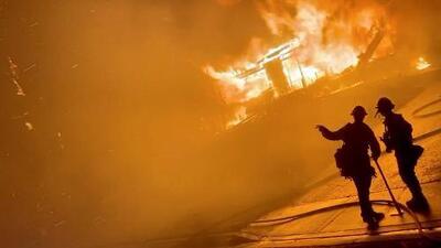 Las claves que explican los incendios de California