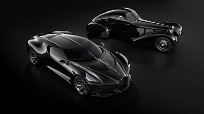 Ginebra 2019: Bugatti La Voiture Noire, el carro más caro del mundo