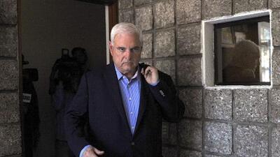 """El expresidente de Panamá Ricardo Martinelli solicita a un juez de Estados Unidos su liberación """"inmediata"""""""