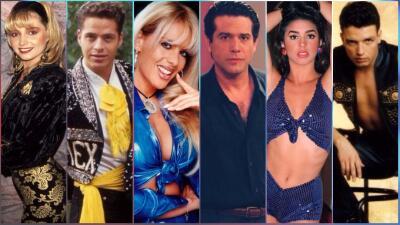 Así lucen actualmente las estrellas noventeras de las telenovelas