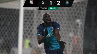 Porto venció al Guimaraes en duelo manchado por el racismo