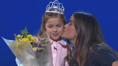Clarissa Molina le cumplió la promesa que le hizo el año pasado a Kailey (con saludo de J Balvin incluido)