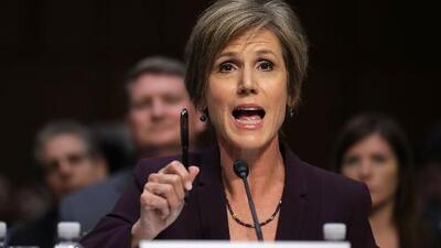 """Sally Yates advirtió a la Casa Blanca que Michael Flynn podía ser """"chantajeado"""" por Rusia"""