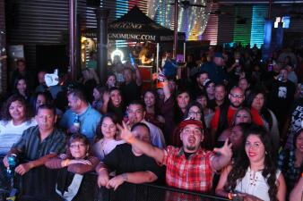 Siggno rocked it at their private Monstruo album release party