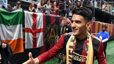 Yamil Asad quedó marcado en el corazón por Atlanta United y su gente, club en el que deseaba quedarse