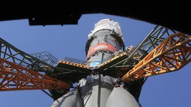 Rusia enviará una actriz y un director de cine a la EEI para rodar la primera película en el espacio