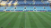 Resumen del partido Uruguay vs Chile