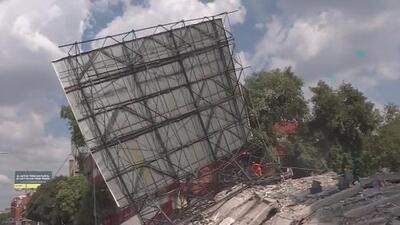 A un año del devastador sismo en México