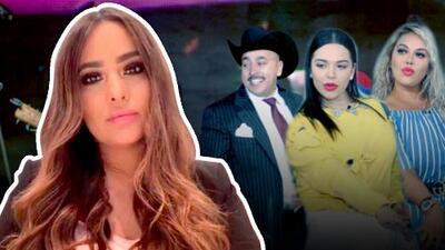Mayeli Alonso temía que la familia de Lupillo Rivera se burlara de ella por sus problemas de depresión
