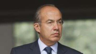 Felipe Calderón fue designado investigador de Harvard