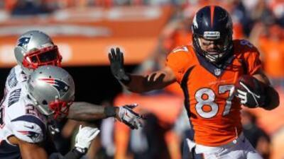 Eric Decker deja a Broncos para jugar con los Jets