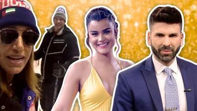 Lo mejor de la semana: La Flaca esquió en Dubai y Jomari destrozó el look de Clarissa en Premios Juventud