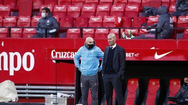 """Zidane tras triunfo en Sevilla: """"Es importante saber sufrir"""""""